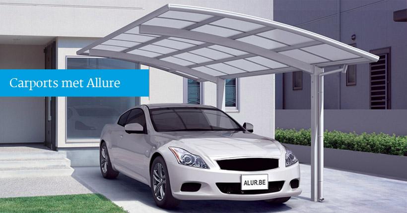 Overkapping Voor Auto : Carports